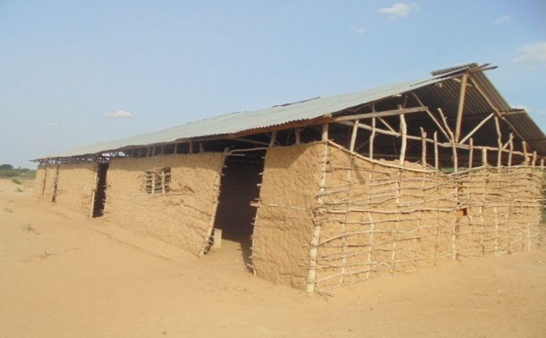 Schule in Kenia, Ovo vorher